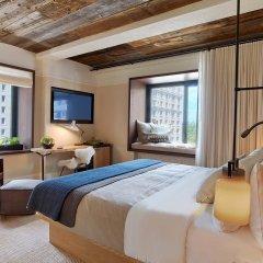 Отель 1 Hotel Central Park США, Нью-Йорк - отзывы, цены и фото номеров - забронировать отель 1 Hotel Central Park онлайн комната для гостей фото 5