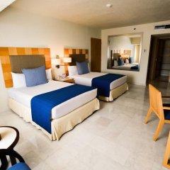 Отель Park Royal Cancun - Все включено 3* Номер Делюкс с различными типами кроватей фото 5