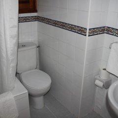 Отель Hostal Las Nieves ванная