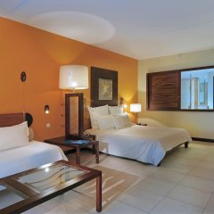 Отель Victoria Beachcomber Resort & Spa 4* Улучшенный номер с различными типами кроватей фото 3