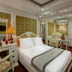Отель Signature Halong Cruise 4* Люкс с различными типами кроватей