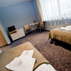 Отель Centralny Osrodek Sportu Osrodek Przygotowan Olimpijskich w Zakopanem Закопане сейф в номере