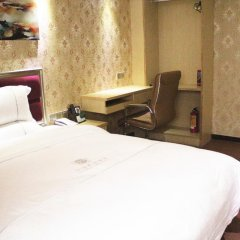 Отель Fangjie Yindu Inn 3* Номер Делюкс с различными типами кроватей