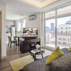 Отель Somerset Xu Hui Shanghai комната для гостей фото 2