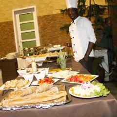 Отель Villa Angelia Boutique Лагос питание