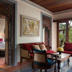 Отель Dwaraka The Royal Villas 4* Люкс Royal с различными типами кроватей фото 5