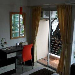 Апартаменты The Nara-ram 3 Suite Boutique Service Apartment Бангкок удобства в номере