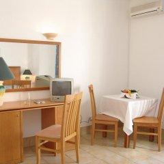 Отель Monica Isabel Beach Club 3* Студия с различными типами кроватей фото 2