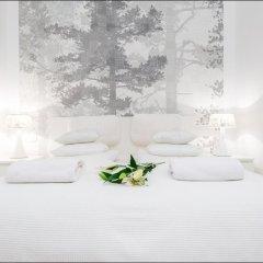 Отель P&O Plac Unii Lubelskiej Студия Делюкс с различными типами кроватей фото 7
