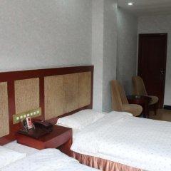 Guangzhou Xidiwan Hotel 3* Номер Бизнес с различными типами кроватей фото 4
