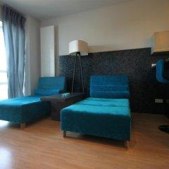 Отель Platinum Towers E-Apartments Польша, Варшава - отзывы, цены и фото номеров - забронировать отель Platinum Towers E-Apartments онлайн комната для гостей фото 5