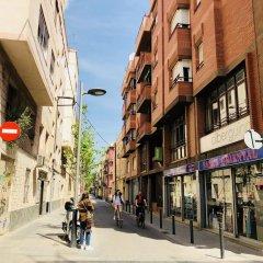 Отель Alberguinn Барселона городской автобус