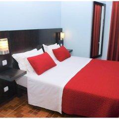 Отель Residencial Faria Guimarães Стандартный номер двуспальная кровать фото 4