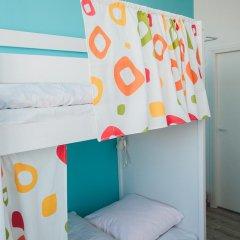 Hostel For You Кровать в общем номере с двухъярусной кроватью фото 20