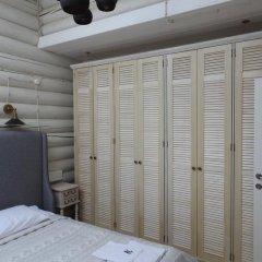Гостиница Эко-парк Времена года Стандартный семейный номер разные типы кроватей фото 8