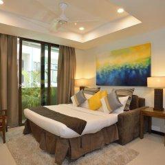 The Somerset Hotel 4* Улучшенный номер с различными типами кроватей фото 2