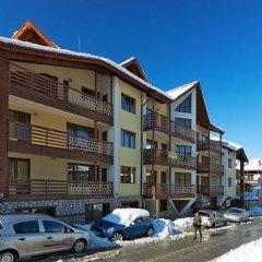 Отель Eagles Nest Aparthotel Болгария, Банско - отзывы, цены и фото номеров - забронировать отель Eagles Nest Aparthotel онлайн парковка