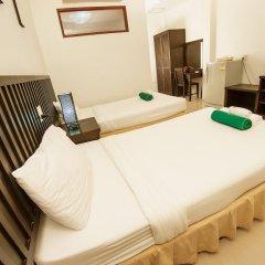 Отель The Green Beach Resort 3* Улучшенный номер с 2 отдельными кроватями фото 3