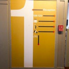 Отель USA Hostels San Francisco парковка