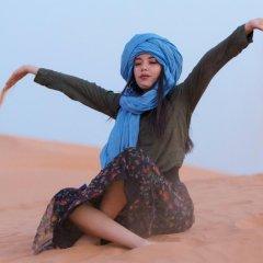 Отель Merzouga Luxury Camp Марокко, Мерзуга - отзывы, цены и фото номеров - забронировать отель Merzouga Luxury Camp онлайн фитнесс-зал