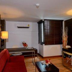 I Residence Hotel Silom 3* Люкс с различными типами кроватей фото 3