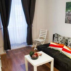 Апартаменты Cool! Downtown Apartment Будапешт комната для гостей