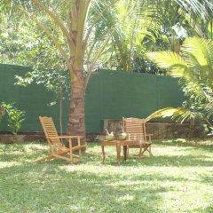Отель Lanka Rose Guest House Шри-Ланка, Берувела - отзывы, цены и фото номеров - забронировать отель Lanka Rose Guest House онлайн приотельная территория фото 2