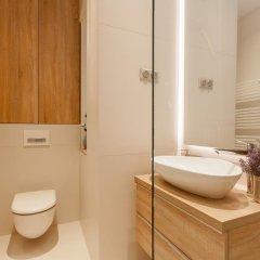 Апартаменты MMM Boutique Apartment Будапешт ванная фото 2