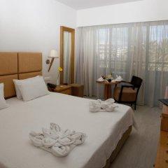 Minos Hotel 4* Номер Делюкс с различными типами кроватей фото 4