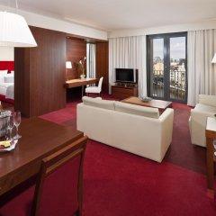 Melia Berlin Hotel 4* Люкс Премиум разные типы кроватей фото 2