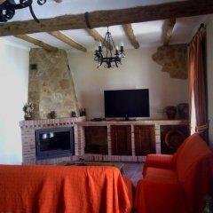 Отель Casa Rural-Apartamento El Lebrillero комната для гостей