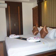 Отель Lanta Nice Beach Resort 3* Улучшенный номер фото 9