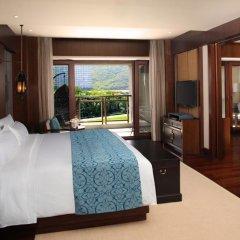 Отель Anantara Sanya Resort & Spa 5* Номер Премьер с различными типами кроватей