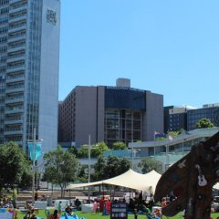 Skycity Grand Hotel Auckland парковка