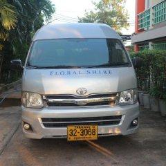 Отель Floral Shire Resort городской автобус