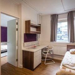 Отель LSE Carr-Saunders Hall 2* Стандартный номер с различными типами кроватей фото 2