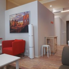 Отель Antwerp Central Flats комната для гостей фото 3