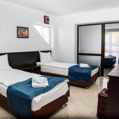 Гостиница Мармарис Стандартный семейный номер с 2 отдельными кроватями фото 5