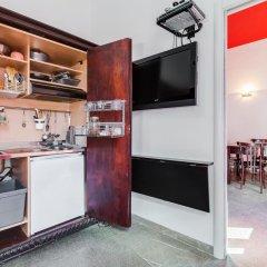 Отель Romantic Vatican Rooms Guesthouse 2* Стандартный номер с различными типами кроватей фото 10