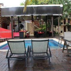 Отель Grand City Hotel Cancun Мексика, Канкун - отзывы, цены и фото номеров - забронировать отель Grand City Hotel Cancun онлайн бассейн фото 2