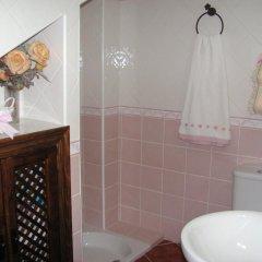 Отель Casa Rural Rivero ванная