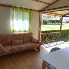 Отель Camping L´amuravela Кудильеро комната для гостей