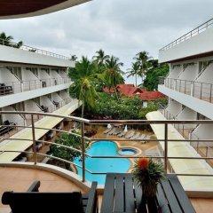 Samui First House Hotel 3* Стандартный семейный номер с различными типами кроватей фото 7