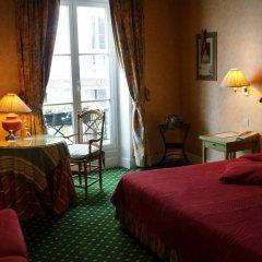 Отель Relais Médicis 4* Номер Делюкс с различными типами кроватей фото 4