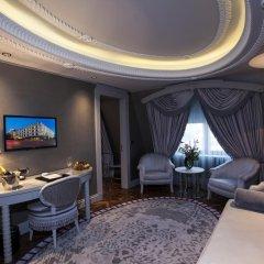 Отель Wyndham Grand Istanbul Kalamis Marina 5* Представительский люкс с различными типами кроватей фото 2
