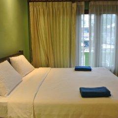 Отель Jom Jam House Улучшенный номер с различными типами кроватей