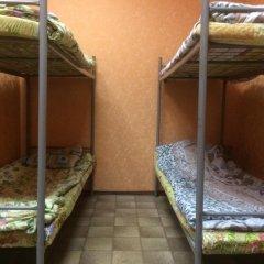 Hostel na Proletarskoy Кровать в мужском общем номере двухъярусные кровати фото 3