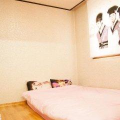 Отель Ewha DH Guesthouse Стандартный номер с различными типами кроватей фото 3