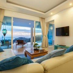 Отель Amala Grand Bleu Resort 3* Люкс разные типы кроватей фото 13