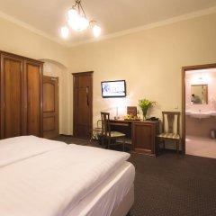 Spa Hotel Anglicky Dvur 3* Стандартный номер с двуспальной кроватью фото 7
